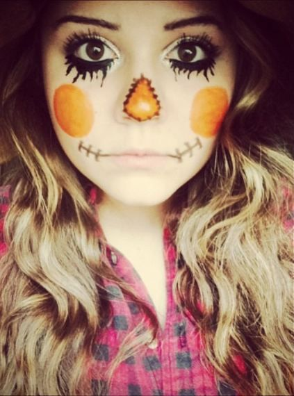 72 best Halloween images on Pinterest | Halloween ideas, Scarecrow ...