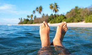 Laser Toenail Fungus Removal Treatment for Up to 10 Toes at Tower Foot & Ankle Inc. (Up to 83% Off)