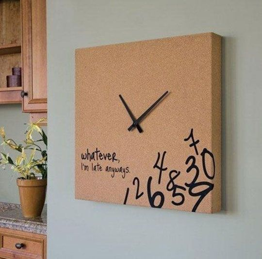 Whatever…: Life, Stuff, Crafty, Decoration, Funnies, Wall Clocks, Things, Whatev, Crafts