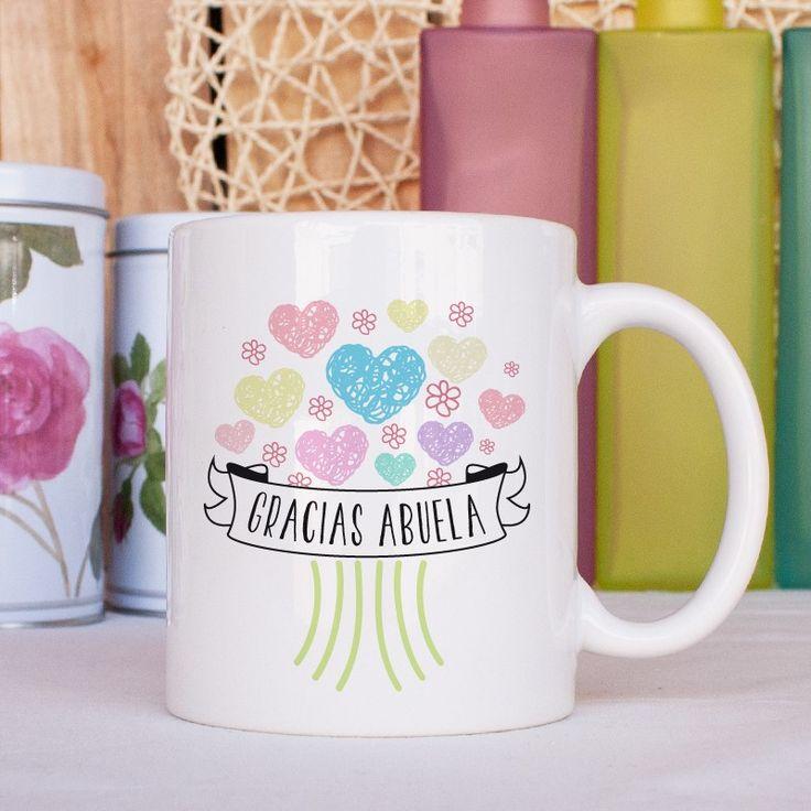 Mejores 66 im genes de mis tazas en pinterest tazas - Como decorar una taza ...