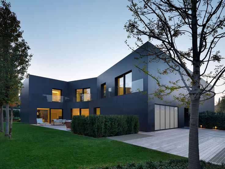 Enrico Iascone Architetti - Project - Private House