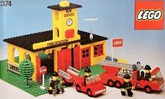 374-1: Fire Station