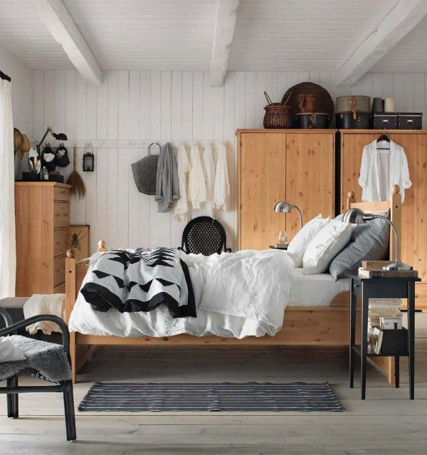 Cool ac z IKEA Catalog via homedesigning A Feminine Tomboy