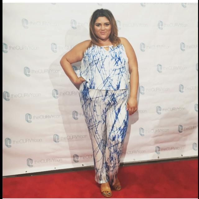 11 Fabulous Looks from theCURVYcon: Marcy Guevara at theCURVYcon