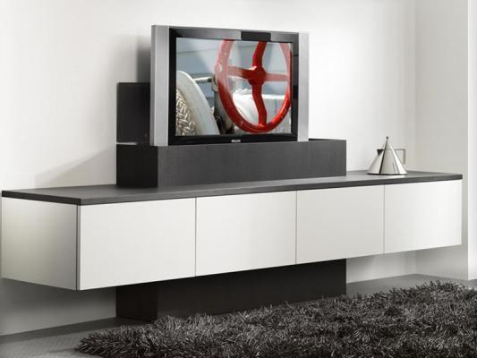 interstar tvdressoir met tv lift modern furniture