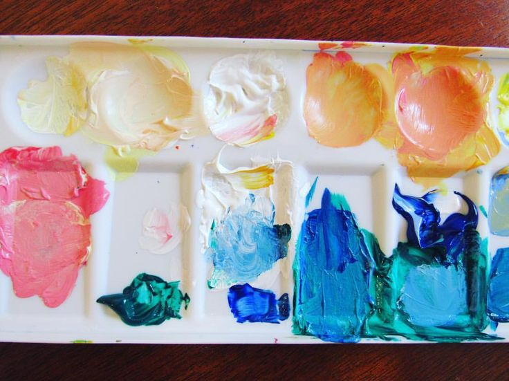 """Christie Dick (@c.dick_gallery) on Instagram: """"Today's palette . .…"""""""