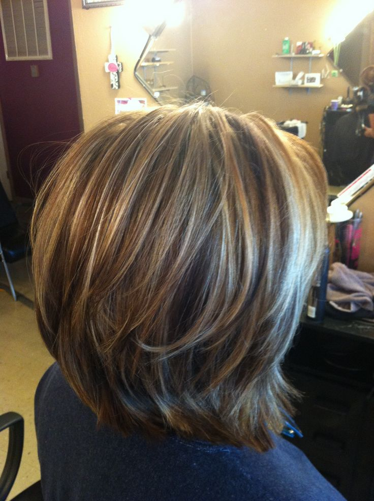 Hair Colors Stacked Bob It S A Hair Thing Clarksville Tn