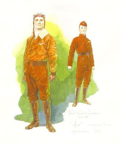 John Anderson (Ace), Robert Perdziola