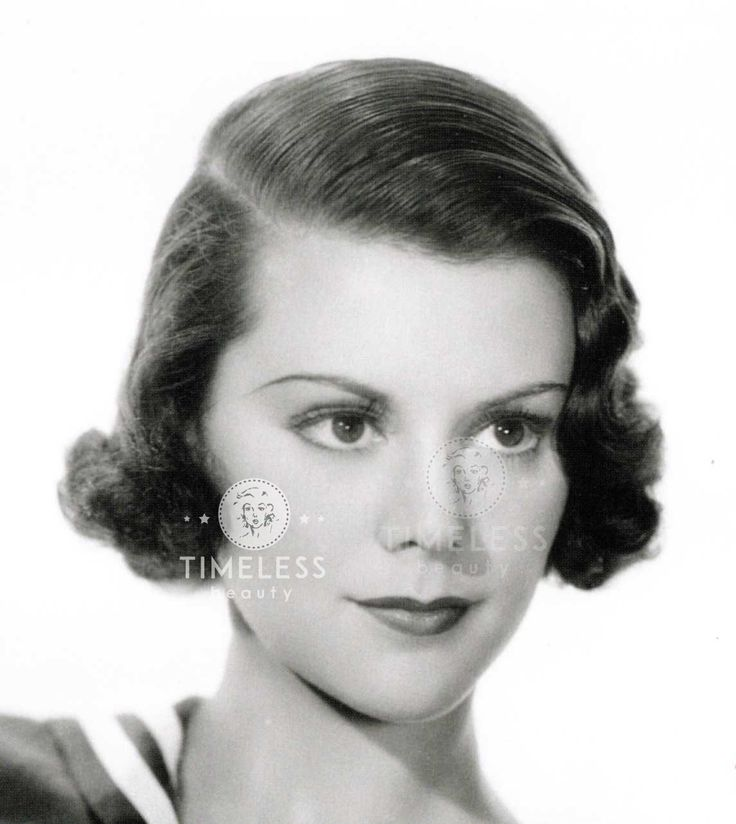 1930s hairstyles http://www.timelessbeauty.it/acconciature-anni-30/
