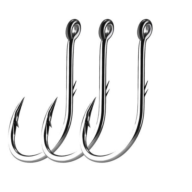 Fishing Bait Holder Hooks Sizes 1 5pcs