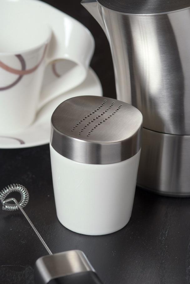 Chcete ozdobit Cappuccino, nebo pocukrovat dezert?