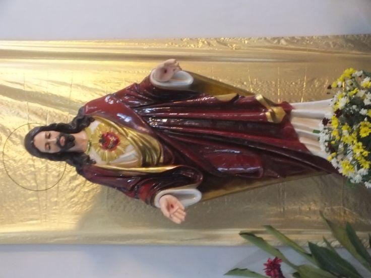 Di sudut lain Taman Ziarah Yesus Maria Oebelo Kupang