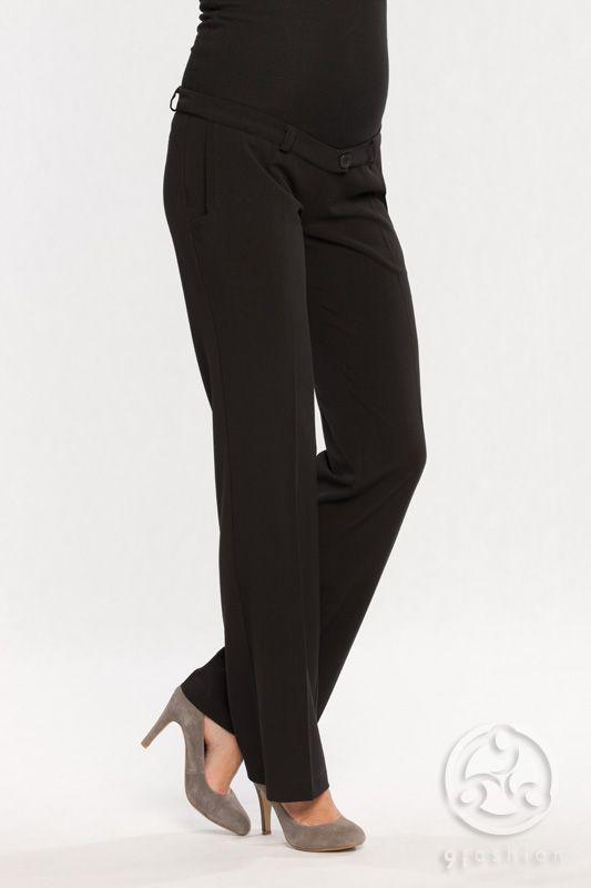 Pantaloni Zaco  Pantalonii Zaco pentru gravide au un design elegant. Asortati cu o camasa sau bluza, ei pot alcatui o tinuta casual sau business. Materialul pantalonilor este moale si placut la atingere.    www.joliemaman.ro