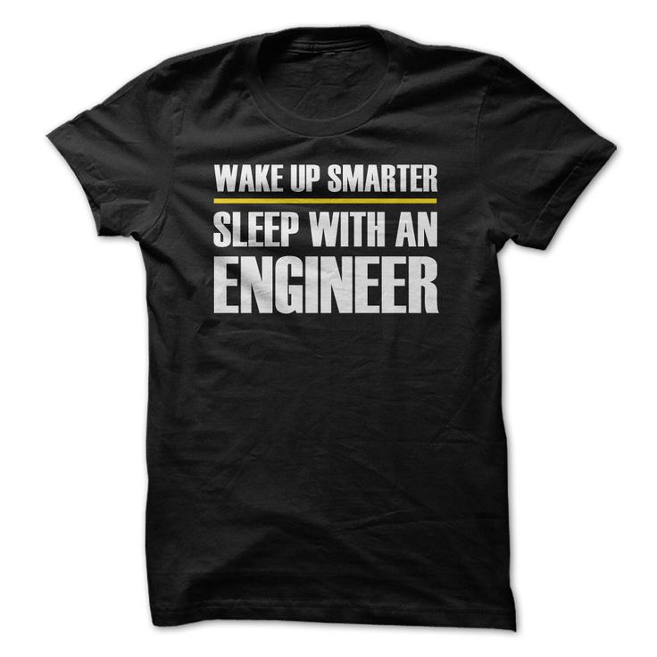 The shirt says it all :) Specially designed for Engineers! Good to impress your girlfriend/wife!!