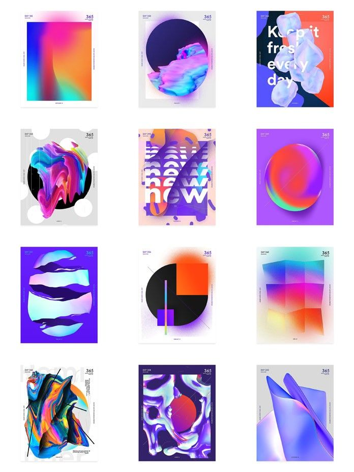 In order to challenge himself, Vasjen Katro has started the Baugasm project with the goal to create 365 unique posters in 365 days. On…