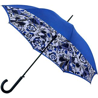 Brolliesgalore - Blog - Bloomsbury Double Canopy Umbrellas Back in Stock