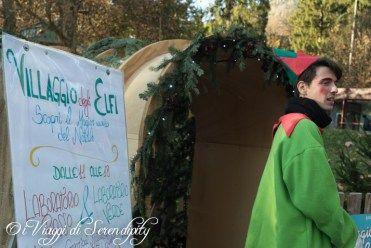 Mercatino di Natale di Levico Terme Il Villaggio degli Elfi