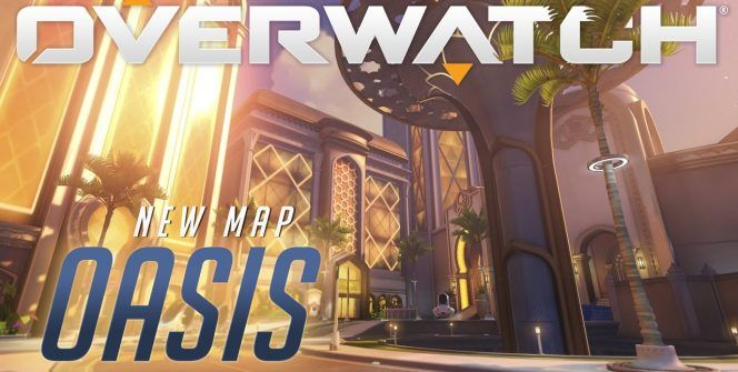 Overwatch New Map Oasis Preview