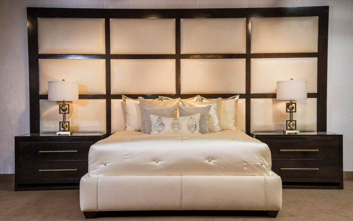 Sleep like a Queen. By cutting out excess design and focusing on sleek and simple trends, Feathers Custom Furniture's contemporary collection is one that is versatile and precise. Visit us to see more of our Contemporary Collection!