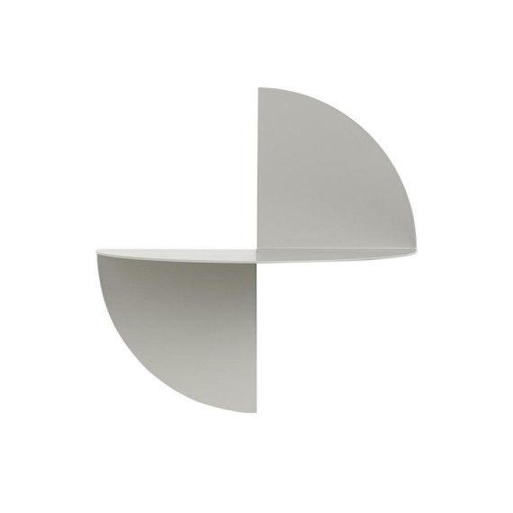Pivot No. 1 Shelf - Grey