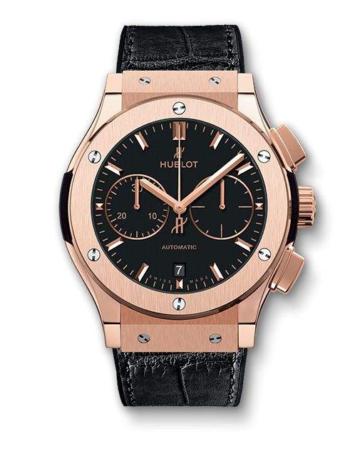 Classic Fusion, Chronograph King Gold