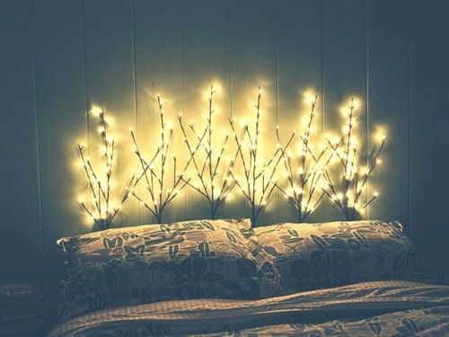 Diy Headboards With Lights best 25+ headboard with lights ideas on pinterest | reclaimed wood