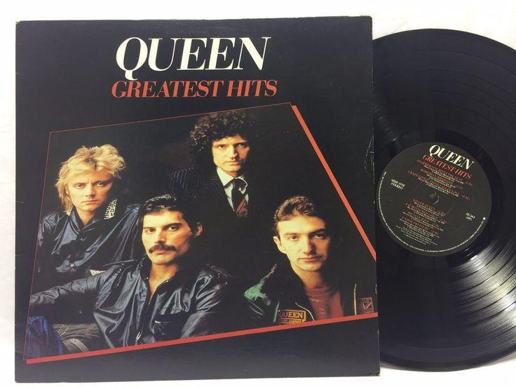 Queen - Greatest Hits LP #Vinyl Record 1981 Orig. Elektra 5E-564