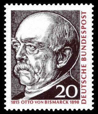 Otto von Bismarck: Der ERSTE Kanzler DER DEUTSCHEN EINHEIT /  Ich war mal EIN MITGLIED in dem Verein DER BISMARCKBUND e.V. (Friedrichsruh bei Aumühle im Sachsenwald). Das war die Zeit von August 1986 bis Anfang der 1990er Jahre. In DIESEM Zusammenhang bin ich EIN TRÄGER der BISMARCK-ERINNERUNGSMEDAILLE in BRONZE.