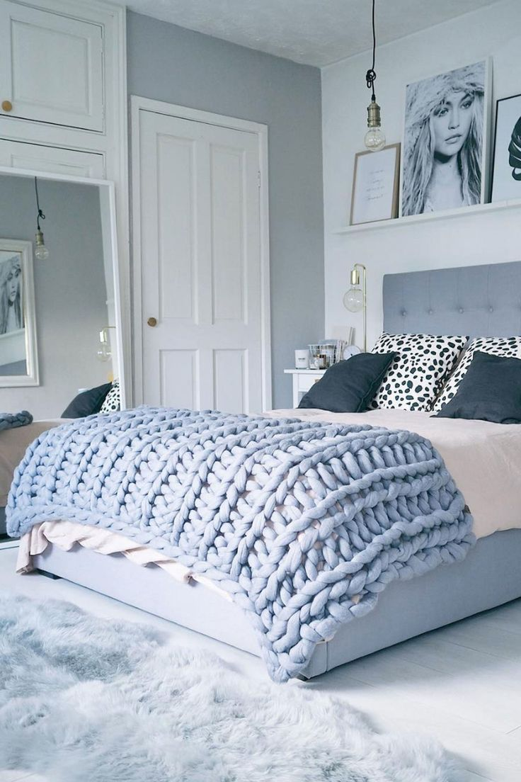 Cozy, Oversized Knit Blanket                                                                                                                                                                                 More