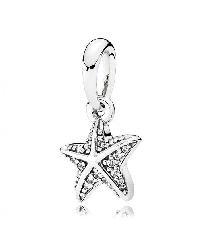 40 mejores imgenes de pandora pendant charms en pinterest dijes pandora tropical starfish clear cz pendant aloadofball Image collections
