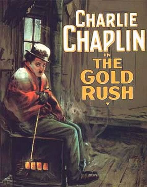 The Gold Rush: The Tramp goes the Klondike in search of gold and finds it and more.