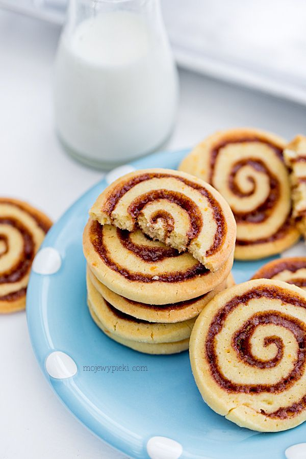 Ciastka 'cinnamon buns'
