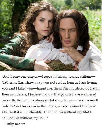 the overwhelming power of love in wuthering heights a novel by emily bronte Read wuthering heights by emily bronte by emily bronte the immortal story of love and obsession in the north of one may guess the power of the north.