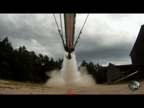 Going Supersonic | Punkin Chunkin - YouTube