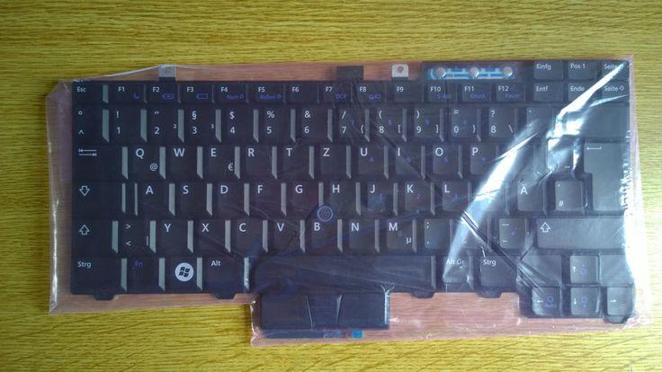 Deutsch QWERTZ Tastatur DE mit Trackpoint ersetzt Dell 0WP242-12976-15G-0644-A00