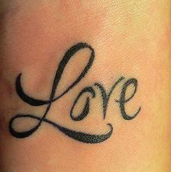 Google Image Result for http://tattoosdesigns.me/uploads/Love-black-ink-tattoos-Love-wrist-tattoo-ideas-for-girls.jpg