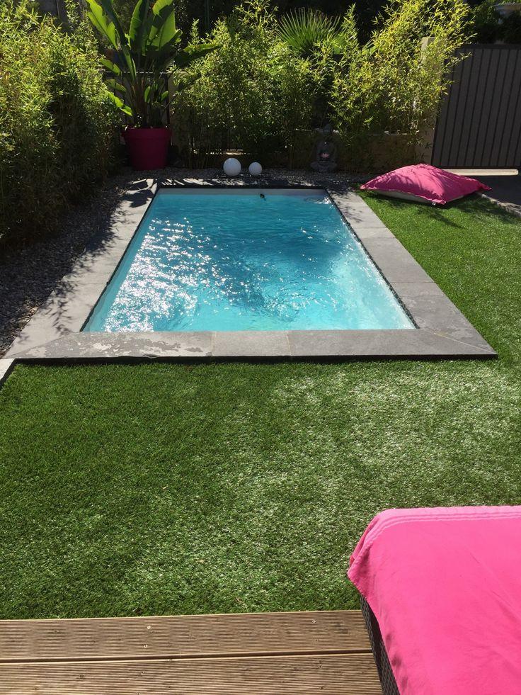 Les 25 meilleures id es de la cat gorie piscine 10m2 sur for Piscine coque 10m2