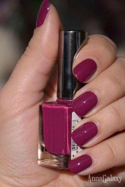 Anna Galaxy: Golden rose. Лак для ногтей Rich Color One Step Maxi brush № 28