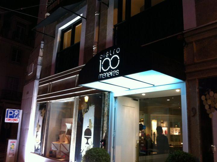Bistro 100 Maneiras in Lisboa, Lisboa