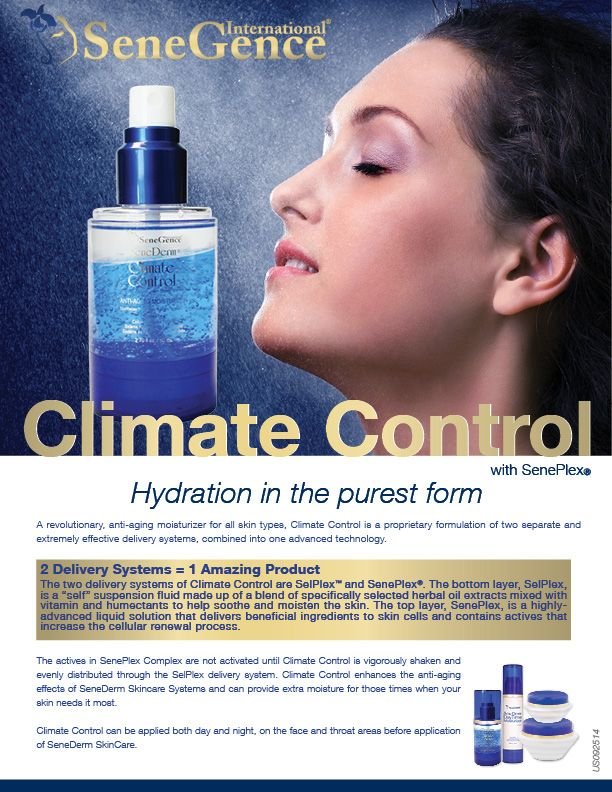 Climate Control by SeneGence International   Valerie Wimmer   Pulse   LinkedIn