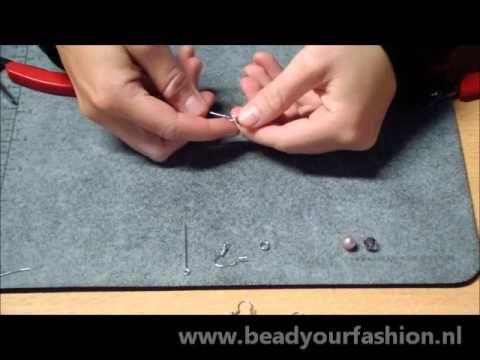 Sieraden maken - Mini DIY Project 2: Sprankelende oorbellen maken