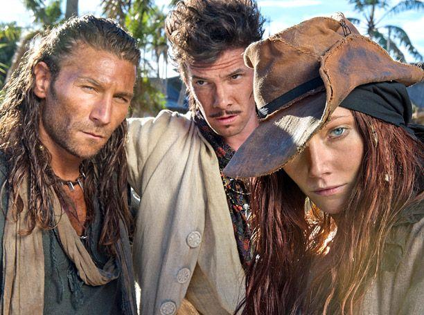 'Black Sails' hoists strong premiere ratings #ZachMcGowan