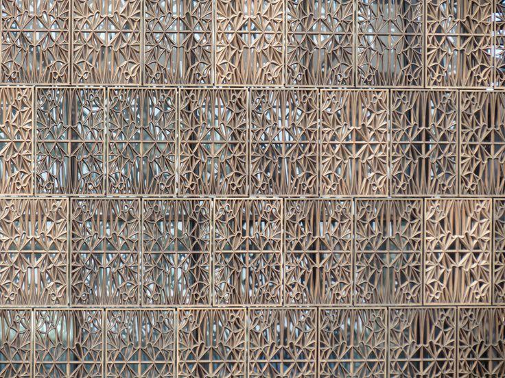 Galería de Galería: Museo Nacional de la Historia Afroamericana de David Adjaye…