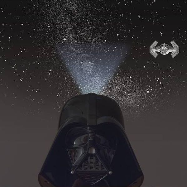 Home Star Darth Vader Planetarium