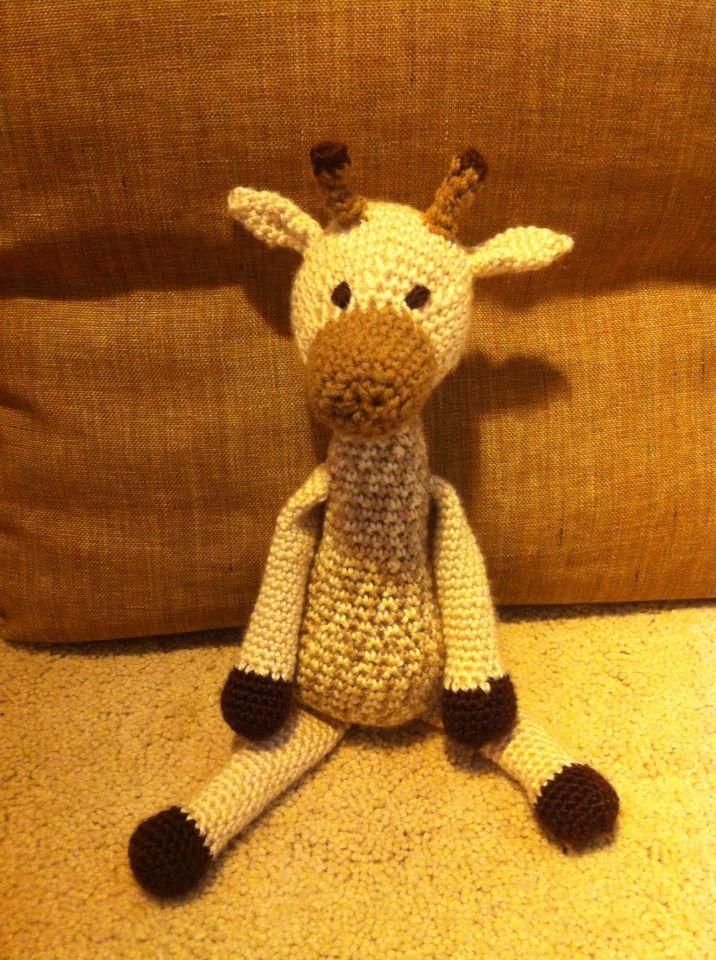 Horgolt crochet animals