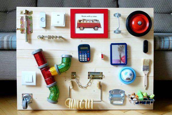 3 úžasné darčeky, ktoré jednoducho pre batoľa sami vyrobíte - FLUFF
