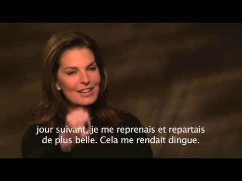 Sela Ward  -  Interview.