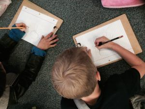 Library Drawing Lesson for Kindergarten - library learners