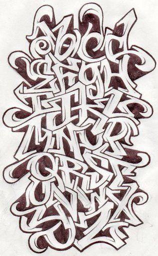 alphabet blackbook battle by PhillipSilver88