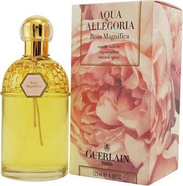 Aqua Allegoria Rosa Magnifica By Guerlain For EDT 4.2 Oz